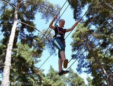Le parc Margeride Aventure assure aux familles une journée d ... - La Montagne   Margeride   Scoop.it