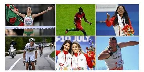 O dia de sonho do desporto português - Renascença | DE TUDO UM POUCO | Scoop.it