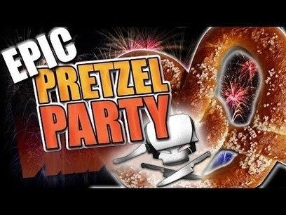 Epic Pretzel Party - Epic Meal Time | Marketing | Scoop.it