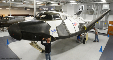 Sierra Nevada Corporation's Dream Chaser® Program Preparing fo Second Free-Flight Test and First Orbital Test | The NewSpace Daily | Scoop.it