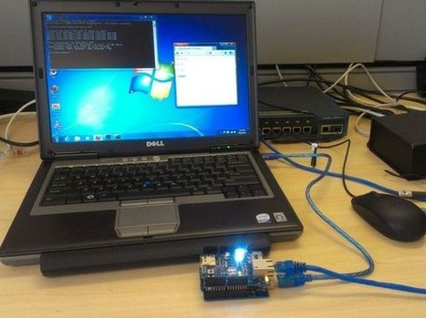 Arduino WebServer controlled LED | Arduino, Netduino, Rasperry Pi! | Scoop.it