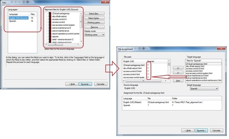 Aligning files in Transit NXT (from Transit NXT blog) | Translator Tools | Scoop.it