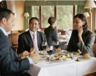 8 Things You Should Never Do at a Business Dinner | Teaching Business Communication and Workplace Issues | Scoop.it