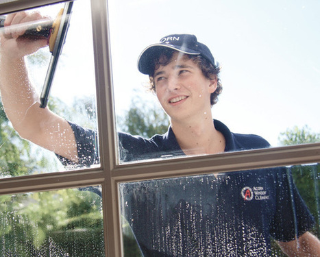 Window Cleaning In Melbourne - Acorn Window Cleaning | Acornclean | Scoop.it