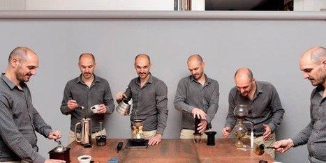 Gastronomie : l'éloge du café selon Hippolyte Courty | Jeune Afrique | Kiosque du monde : A la une | Scoop.it