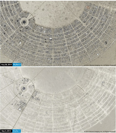 The Transformation of Burning Man | Geography Education | Scoop.it