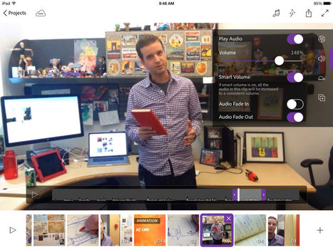 Adobe Premiere Pro Goes Mobile at Adobe MAX - HDSLR Shooter | VideoPro | Scoop.it