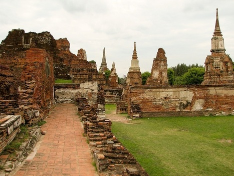 The Ancient City Of Ayutthaya - HeritageDaily | mesopotamia | Scoop.it