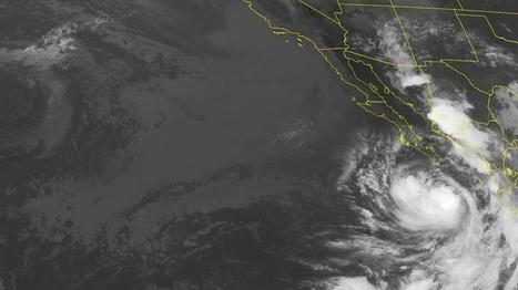 High surf from Hurricane Norbert to hit Southern California coast   Cabo San Lucas   Scoop.it