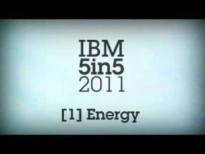 IBM 5 in 5- Forecast of innovations that will alter the tech landscape in 5 years | Analytics & Social media impact on Healthcare | Scoop.it