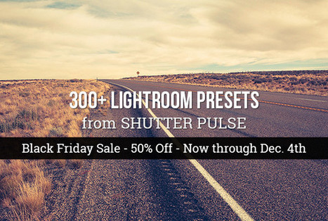 The Best Black Friday Deals for Photographers, 2015 – Loaded Landscapes | Photography | Scoop.it