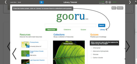 Learn to Use the Gooru Library   About Gooru   Scoop.it