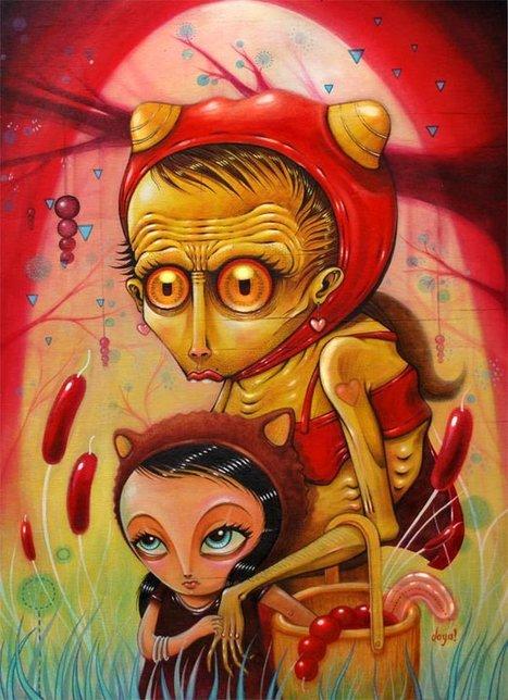 Felipe Bedoya | Painter | Illustrator | Steet-Artist | les Artistes du Web | Scoop.it