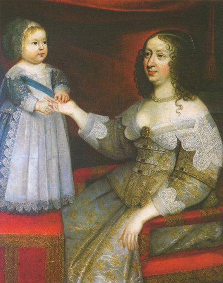 5 septembre 1638 - Naissance du futur «Roi-Soleil» | Racines de l'Art | Scoop.it