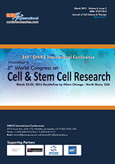 Miguel Garber | Stem Cell Research-2016 | OMICS International | Stem cells present and future | Scoop.it