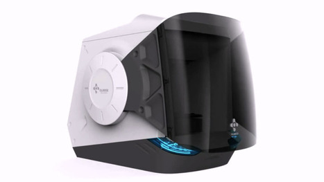 3D printer for kids looks like a helmet, cheaper than an iPhone | iPads for Education | Scoop.it