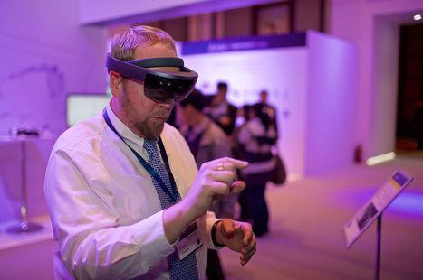 Dassault Systèmes nous livre sa stratégie pour la réalité virtuelle et augmentée, prototypes à l'appui | Pep'up convergence | Scoop.it