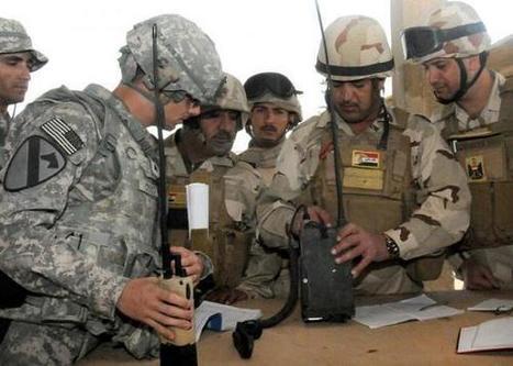 Les États-Unis vont encore renforcer leur présence militaire en Irak   Géopoli   Scoop.it