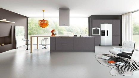 Découvrez la cuisine idéale des français | Immobilier | Scoop.it