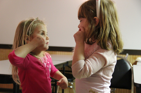 Learning to connect with nonverbal kids on the autism spectrum | Communication and Autism | Scoop.it