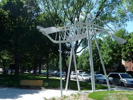 Concours pour la création d'une œuvre d'art public au parc Armand-Grenier | Clic France | Scoop.it
