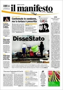 IL MANIFESTO 2013.06.15 - Come ti distruggo il Welfare | Social Design | Scoop.it