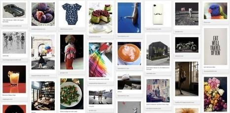 Pinterest boucle un tour de table de 200 millions de dollars - FrenchWeb.fr | Lise's Webmarketing | Scoop.it