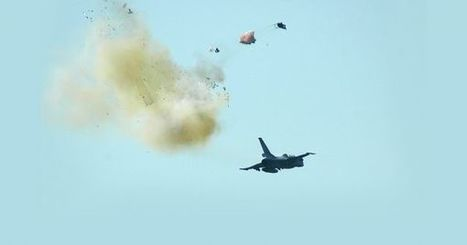 An Autopilot System on an F-16 Saved an Unconscious Fighter Pilot | MishMash | Scoop.it