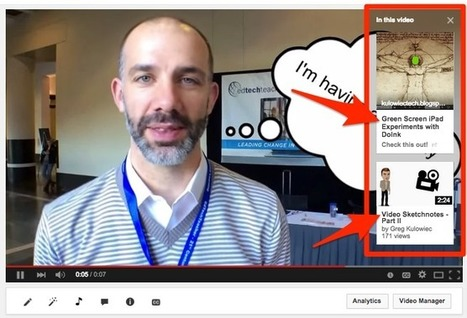 The History 2.0 Classroom: Video Portfolios with YouTube | Education Technology - theory & practice | Scoop.it
