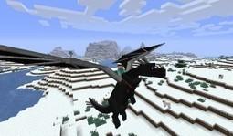 Dragon Mounts Mod para Minecraft 1.6.2 | MineCrafteo | Minecraft | Scoop.it