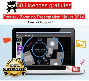 30 licences gratuites Windows pour Focusky Zooming Presentation Maker 2014 - Alternative à Powerpoint | Logiciel Gratuit Licence Gratuite | Scoop.it