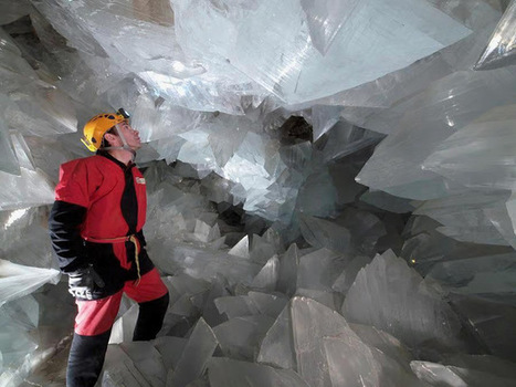 Miners Discover The Worlds Largest Crystal Geode in Spain | geology | Scoop.it