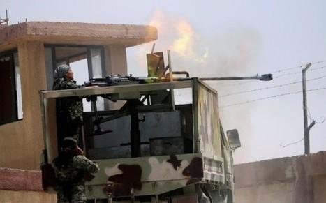 Koerdische strijders vallen jihadisten IS aan in noorden Irak | ISIS | Scoop.it
