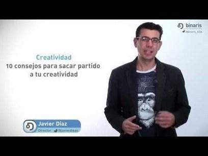 Video-post: cómo estimular tu creatividad   Management & creatividad   Scoop.it