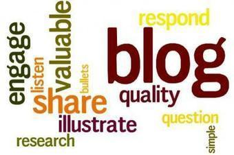 Blogs for Learning and Teaching: More then just a passing phase   e-learning in higher education and beyond   Scoop.it