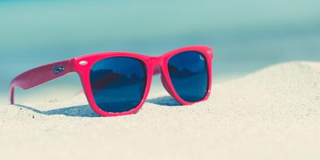 Les lunettes de soleil préférées des Français | Ma veille FLE | Scoop.it