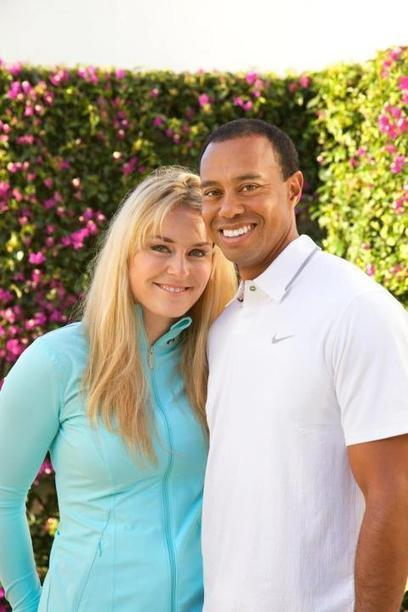 The FB Pics | Tiger and Lindsey | Scoop.it