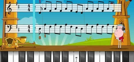 This App Will Teach Your Kid To Play The Piano - Forbes | iPad learning | Scoop.it