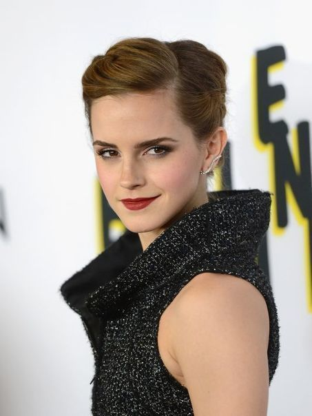 Emma Watson is a fashion minimalist - USA TODAY | BlingBling | Scoop.it