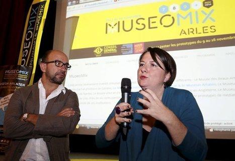 48 geeks réinventent les musées en mode collaboratif | Conseil et communication éditoriale, stratégie et gestion des contenus | Scoop.it