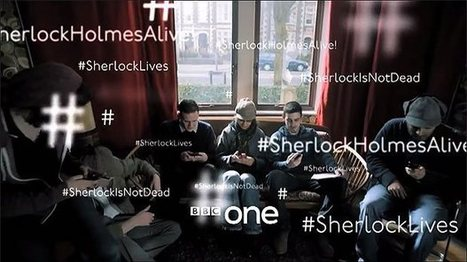 Sherlock mini episode to air on Christmas Day via BBC Red Button | Benedict Cumberbatch News | Scoop.it
