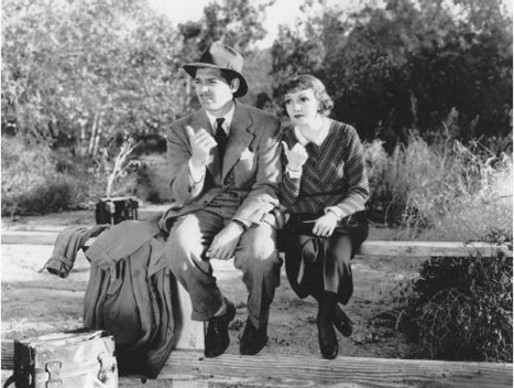 IT HAPPENED ONE NIGHT Review d: Frank Capra | American Cinema from World War II to Vietnam War | Scoop.it