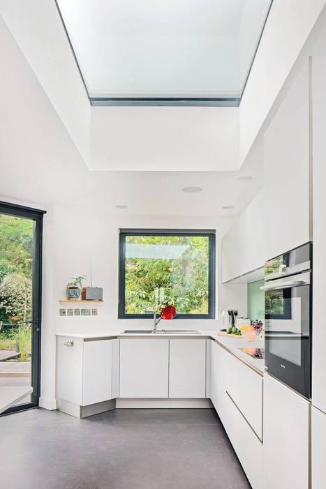 Brick Residence in London Showcases Glazed Timber Extension | Arkitektura xehetasunak | Scoop.it