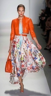 7 Chic Ways To Wear Florals This Spring | Fabolous after 40 | Scoop.it