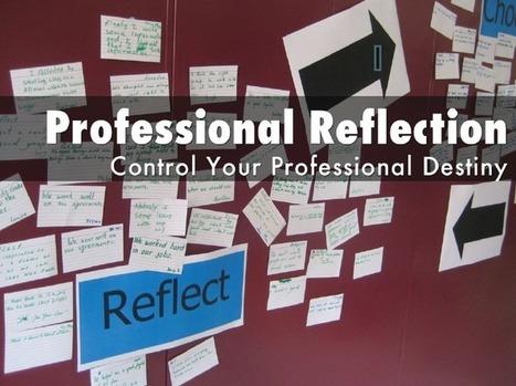 10 Professional Reflection Question For Teachers | Edu Leadership | Scoop.it