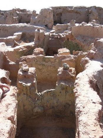 Gonur Tepe, la ville oubliée | Histoire et Archéologie | Scoop.it