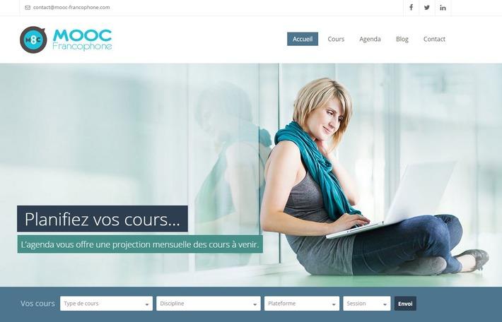 Environ 70 Cours permanents à suivre... pour vos vacances | MOOC Francophone | Scoop.it