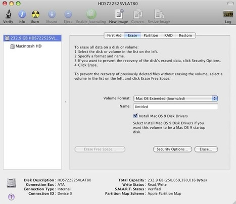 MacStrategy   NOTE: Remember to de-authorise/deactivate any software/services   Mac Tech Support   Scoop.it