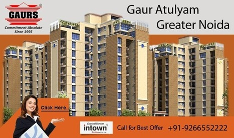 Property In India | Real Estate India | Buy New Property | Resale Properties – Intown Group | real estate Noida | Scoop.it