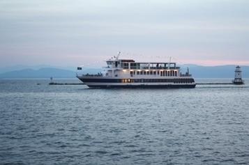 Spirit of Ethan Allen Lake Champlain Cruises | Burlington, Vermont | Canoeing & Kayaking | Scoop.it
